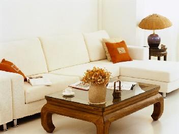 Mesas en la sala