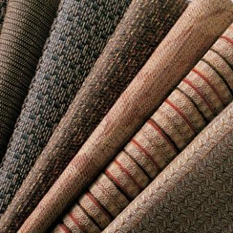 Variedad de telas para retapizeria en muebles en guatemala